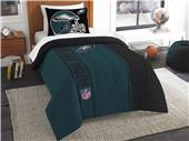 Northwest NFL Eagles Twin Comforter & Sham