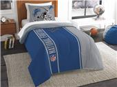 Northwest NFL Lions Twin Comforter & Sham