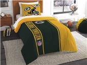 Northwest NFL Packers Twin Comforter & Sham