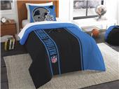 Northwest NFL Panthers Twin Comforter & Sham