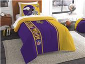 Northwest NFL Vikings Twin Comforter & Sham