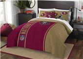 Northwest NFL 49ers Full Comforter & 2 Shams