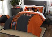 Northwest NFL Bengals Full Comforter & 2 Shams