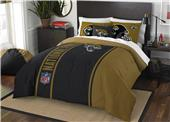 Northwest NFL Jaguars Full Comforter & 2 Shams