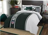 Northwest NFL Jets Full Comforter & 2 Shams