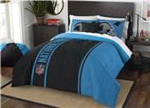 Northwest NFL Panthers Full Comforter & 2 Shams
