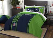 Northwest NFL Seahawks Full Comforter & 2 Shams