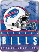 Northwest NFL Bills 60x80 Silk Touch Throw