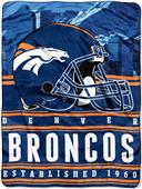 Northwest NFL Broncos 60x80 Silk Touch Throw