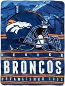 Northwest NFL Broncos 60x80 Silk Touch Throw