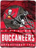 Northwest NFL Bucs 60x80 Silk Touch Throw