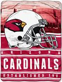 Northwest NFL Cardinals 60x80 Silk Touch Throw