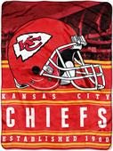 Northwest NFL Chiefs 60x80 Silk Touch Throw