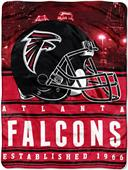 Northwest NFL Falcons 60x80 Silk Touch Throw