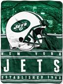Northwest NFL Jets 60x80 Silk Touch Throw