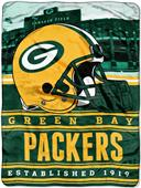Northwest NFL Packers 60x80 Silk Touch Throw