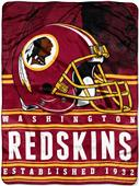 Northwest NFL Redskins 60x80 Silk Touch Throw