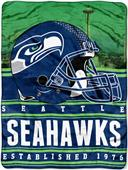 Northwest NFL Seahawks 60x80 Silk Touch Throw