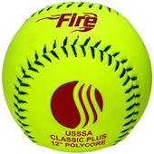 "Baden USSSA Slow Pitch Classic Plus 12"" Softballs"