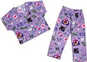 Tooniforms Kids Doc McStuffins Scrub Set