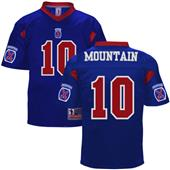 Battlefield Men 10th Mountain Army Football Jersey