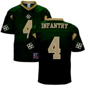 Battlefield Mens 4th Infantry Army Football Jersey