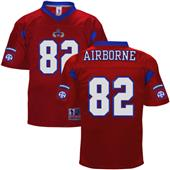 Battlefield Men 82nd Airborne Army Football Jersey