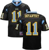 Battlefield MOS 11 Infantry Army Football Jersey