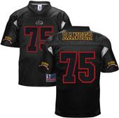 Battlefield Mens 75th Ranger Army Football Jersey