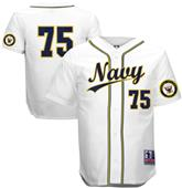 Battlefield Navy Branch Authentic Baseball Jerseys