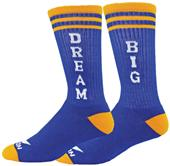 Red Lion Dream Big Crew Socks