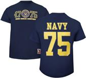 Battlefield Collection Navy Branch Jersey Tees