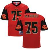 Battlefield Marines Authentic Football Jerseys