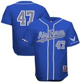 Battlefield Air Force Authentic Baseball Jerseys