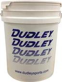 Markwort Dudley Hinged Lid Ball Bucket