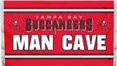 NFL Tampa Bay Buccaneers Man Cave 3' x 5' Flag
