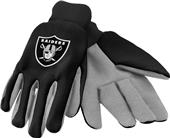 NFL Oakland Raiders Premium Work Gloves