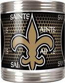 NFL New Orleans Saints Stainless Steel Can Holder