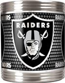 NFL Oakland Raiders Stainless Steel Can Holder