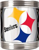NFL Pittsburgh Steelers Stainless Steel Can Holder