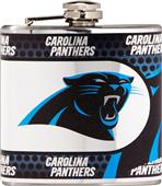NFL Carolina Panthers Stainless Steel Flask