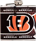 NFL Cincinnati Bengals Stainless Steel Flask