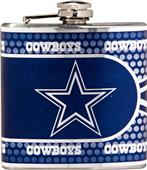 NFL Dallas Cowboys Stainless Steel Flask