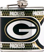 NFL Green Bay Packers Stainless Steel Flask