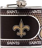 NFL New Orleans Saints Stainless Steel Flask