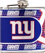 NFL New York Giants Stainless Steel Flask