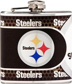 NFL Pittsburgh Steelers Stainless Steel Flask
