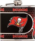 NFL Tampa Bay Buccaneers Stainless Steel Flask