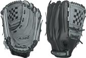 "Wilson A360 BB 12.5"" Utility Youth Baseball Glove"