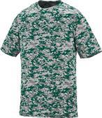 Augusta Sportswear Digi Camo Wicking T-Shirt